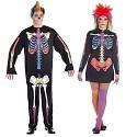 Costumes Skeleto Coloré