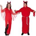 Costumes du Démon Rouge