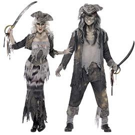 Disfraces Pirata Fantasma