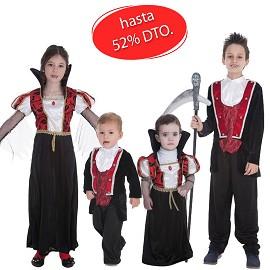 Costumes de Vampire Gothique