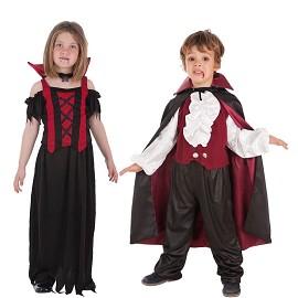 Disfraces Vampiros Infantil