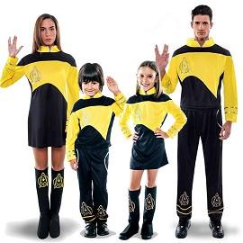 Costumes Capitaine Galactique
