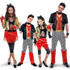 Costumes Punks