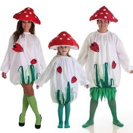 Costumes de Champignons