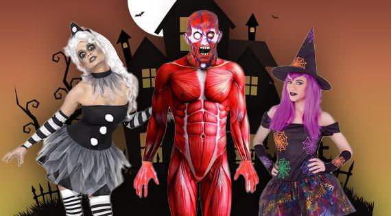 Halloween Adulte