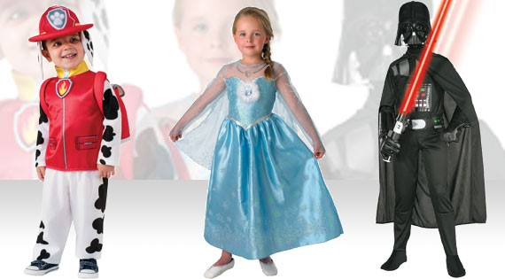 Costumes Licences Officielles