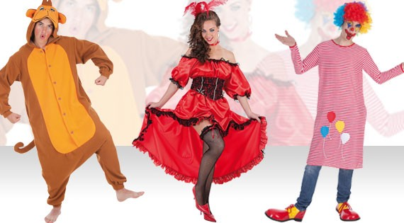 Costumes Carnaval Adulte